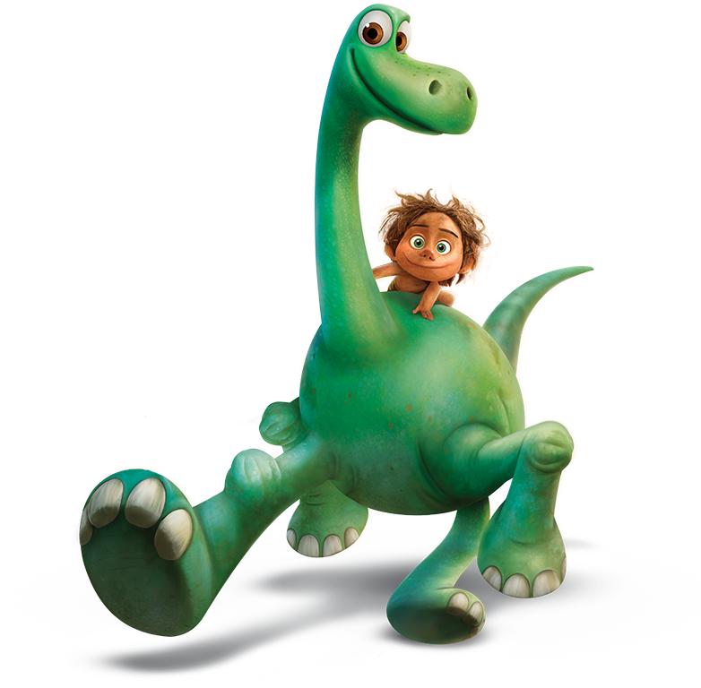 картинки героев хороший динозавр знамённой группы