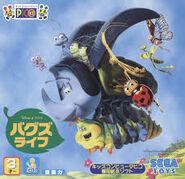 A Bug's Life - Sega Pico