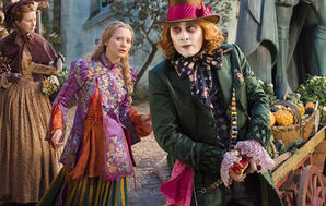 Alice Through The Looking Glass International Trailer