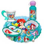 Ariel and flounder set