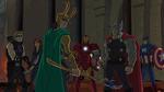 Avengers Assemble - loki