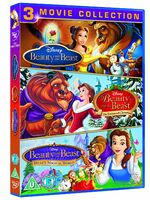 Beauty and the Beast 1-3 Box Set UK DVD