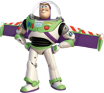 Buzz Lightyear Render