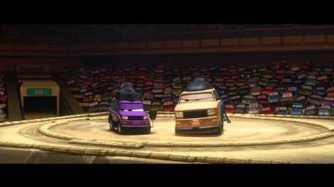 Cars 2 Back Into Cars 2 - Featurette
