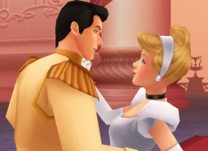 Cenicienta baila Príncipe KH