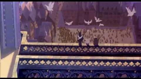 De Klokkenluider van de Notre Dame Liedje De Klokken van Notre Dame (Reprise) Disney NL