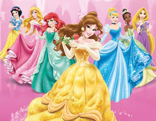 Disney Ariel Pink Dress Cake
