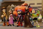 DisneyINFINITY2.0 personajes2