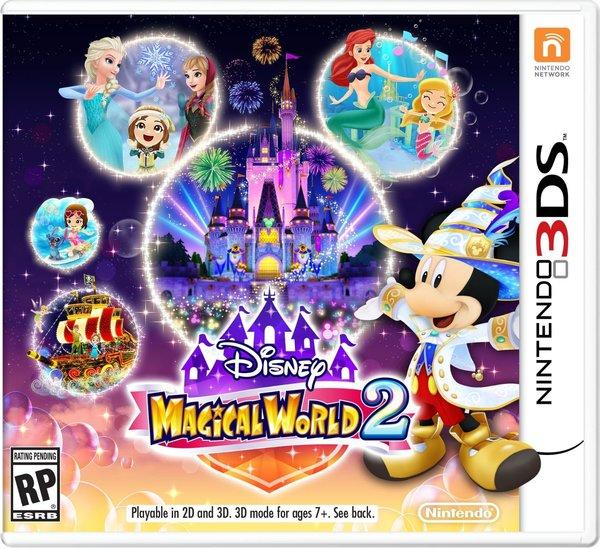 Disney Magical World 2   Disney Wiki   FANDOM powered by Wikia