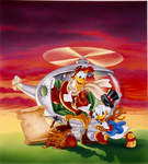 Ducktales Game Boy - Cover Artwork