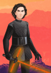 FOD - Kylo Ren promotional artwork