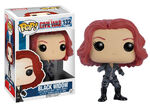 Funko Pop! - Captain America Civil War - Black Widow