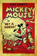 Get An Horse-Poster