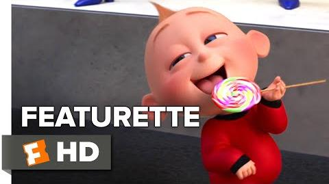 Incredibles 2 Featurette - Back in Action