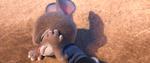 Judy merasakan cakaran Gideon 1