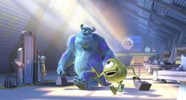 MI - Mike and Sully