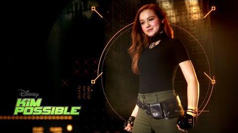 Main Title Kim Possible Disney Channel Original Movie