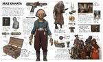 Maz Kanata TFA Visual Guide
