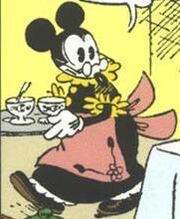 Mrs. mouse
