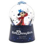 Sorcerer Mickey Mouse Light-Up Mini Snowglobe - Walt Disney World 2017