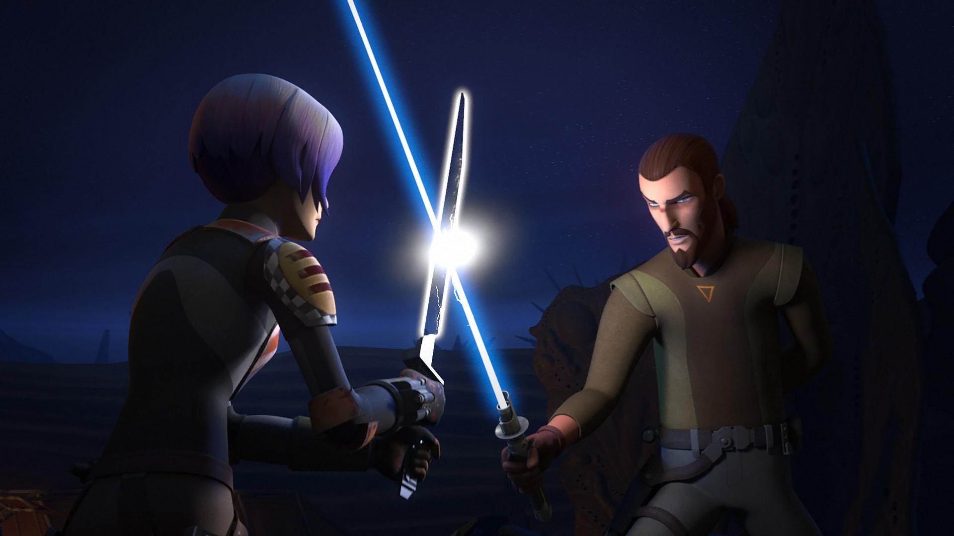 Trials of the Darksaber | Disney Wiki | Fandom