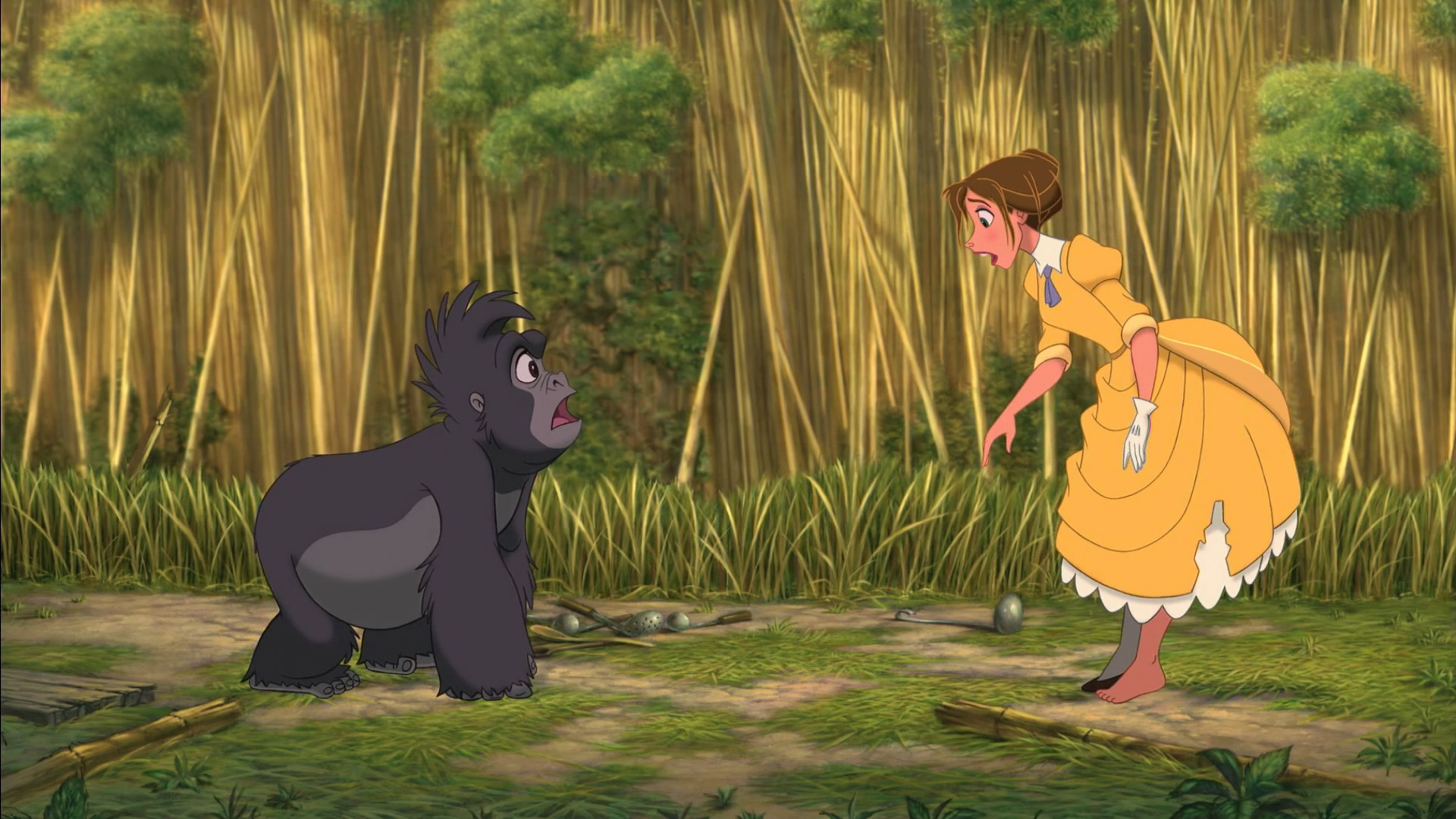 """tarzan personals Jane needs to ing ask out tarzan not hint, not flirt, not """"give signs to approach,"""" ask his a$& out end of discussion."""