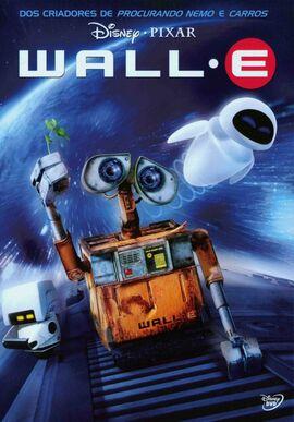 WALL-E Pôster Nacional