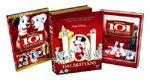 101 Dalmatians SE Book UK DVD