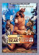 Brother Bear DVD and Blu-ray