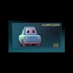 Karta budzika w <a class=