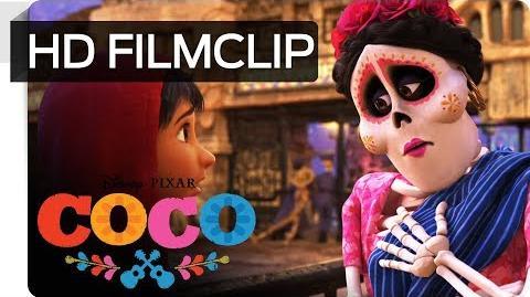 COCO - Filmclip Haben Sie etwas anzumelden? Disney•Pixar HD