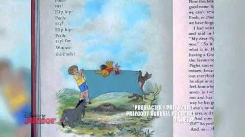 """Czas na kubusiową piosenkę """"Hip, hip, hurra!"""" - Przygody Kubusia Puchatka"""