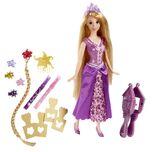 DISNEY Princess Draw 'n Style Hair Rapunzel