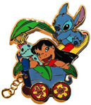 DLRP - Train Series (Lilo & Stitch)