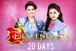 Descendants 20 Days