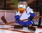 Donald hockey