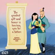 Fathers Day Fa Zhou