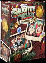 Gravity Falls Blu-ray