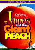 James and the Giant Peach 2000 DVD