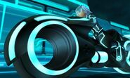 KH3D - Riku Lightcycle