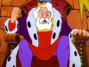 King Gregor Angry