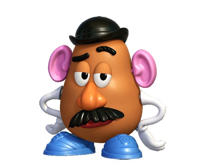 Mr Potato Head Disney Wiki Fandom Powered By Wikia
