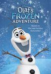 Olaf's Frozen Adventure novel