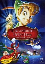 Peter Pan 2007 Italy DVD