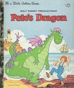 Petes dragon little golden book