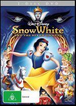 Snow White and the Seven Dwarfs 2009 AUS DVD