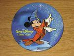 Sorcerer Mickey WDHV Pin