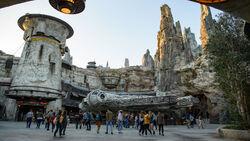 Star Wars Galaxy's Edge - DHS