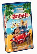 Stitch the movie uk vhs