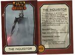 The Inquisitor Card